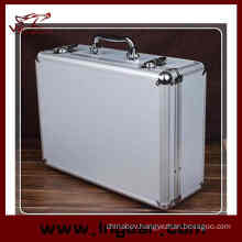 Tool Box 28cm Aluminum Alloy Tool Case for Pistol Gun Case