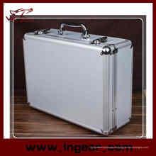 Tool Box 28 cm Aluminiumlegierung Werkzeugkoffer für Pistole Gun Case