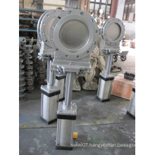 Wcb Wafer Knife Gate Valve