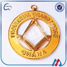 Medalha maçônica do ouro 2016 (m-229)