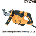 Demolition Hammer Patented Rotary Hammer with Dust Extraction in Reasonable Price (NZ30-01)