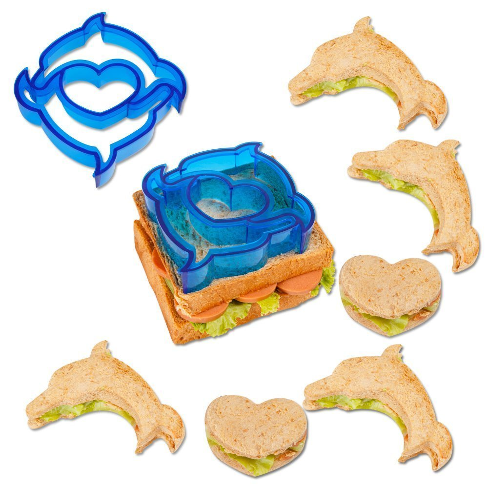 Colorful Sandwich Cookie Cutter