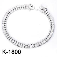 Modeschmuck 925 Silber Zirkonia Armbänder.