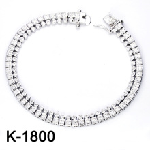 Fashion Jewellery 925 Silver Zirconia Bracelets.