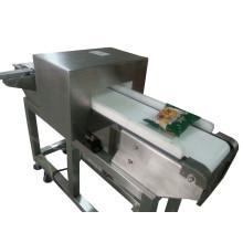 Detector de metais embalado de alta velocidade do alimento