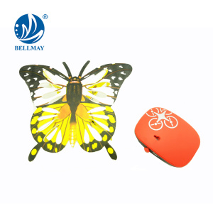 New Product Magic motion controlling flying pets hand-guesture control butterfly
