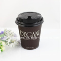 Customized Printed Single Wall Paper Cup (THE HOT ONE) -Swpc-62