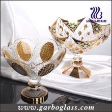 Tazón de Frutas Gloden / Plating Glass Fruit Bowl