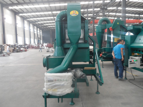 maize seed cleaning machine