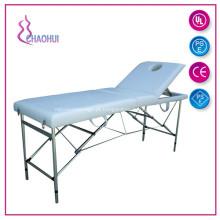 Portátil de cadeira de massagem de alumínio