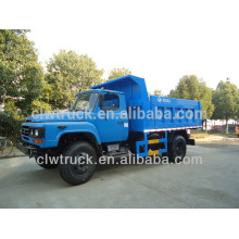 Top Sale Dongfeng dump truck for sale in dubai 6-8m3 dongfeng dump truck
