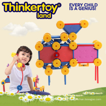 The Best Toy Game Plastic Building Blocks Toys for Children