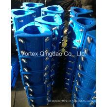 Abraçadeira de reparo de ferro Ductile 2015