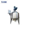 Cuve de préparation de mélange de chauffage par émulsion sous vide