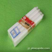 Tall Sticks Candle Surowiec Making White Candle