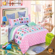 2015 New Product Bedding Conjuntos Custom Bedding Set Set de algodão chinês por atacado Set