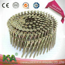 Pneumatic Philip Head Wire Collated Screw for Furnituring, Industries