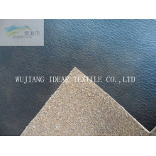 Synthetic Cowhide Leather For Sofa Fabric