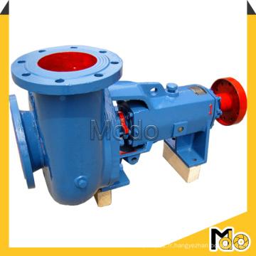 Pompe à sable interchangeable à mission centrifuge horizontale