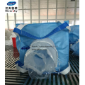 Bolsas FIBC para óxido de aluminio.