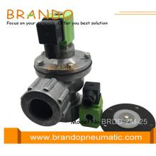 Solenoid Pulse Valve With Green Color