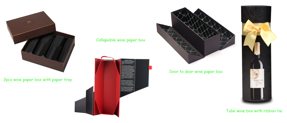 Custom-wine-paper-box