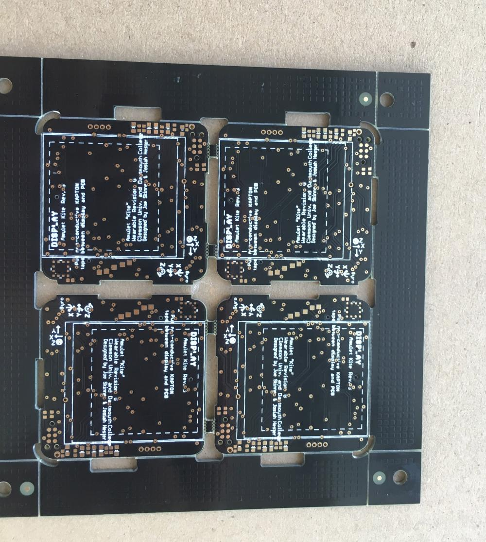 4 camadas 1.6mm ENIG Apple Assista PCB