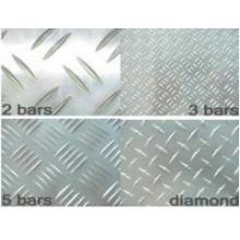 Противоскользящие алюминиевые лестничные ступени безопасности для строительства