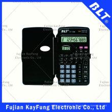 56 Função Calculadora científica de exibição de linha única com exibição de tempo (BT-105B)