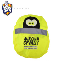 Hot Sale High Vis Bags Reflective Backpack Cover For Cycling And Running Reflective Backpack