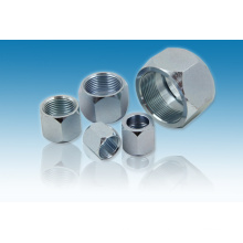 Hydraulic Carbon Steel Lock Nut 318-16