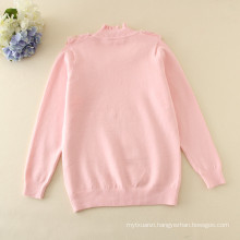 girls sweaters 2017 spring pink turtleneck clothes woolen sweater designs for children sweater designs for kids machine knitted