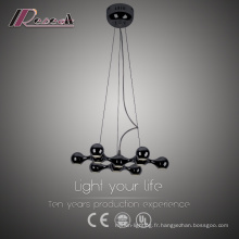Lampe suspension en alliage léger Iron LED 1W en aluminium