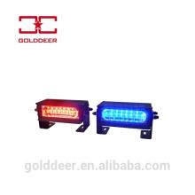 1W High Quality Traffic Signal Light Linear 8 LED Dash Light