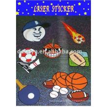 лазерная ПВХ стикер для Хэллоуина