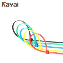 2019 atadura de cables reversible de nylon vendedor caliente