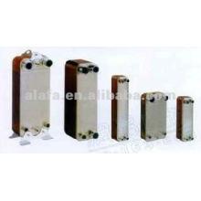 SWEP soldadas intercambiador de calor de placa ZL052Q