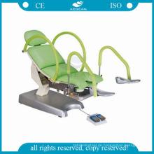 AG-S105B genehmigt elektrische chirurgische gynäkologische Untersuchungstisch