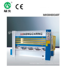 Good quality factory price hot press machine from Foshan