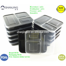 plastic Food storage and packaging container microwable with airtight Lids meal prep plastic bento lunch box 36oz Plastic Food storage and packaging container microwable with airtight Lids meal prep plastic bento lunch box 36oz