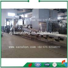 Линия для производства фасолевых заготовок для пищевой промышленности