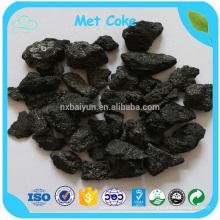 Цена по прейскуранту завода низким содержанием серы 10-30мм металлургического кокса для плавления железа