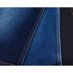 Cotton Denim With Stretch Fabric for Jeans