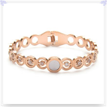 Stainless Steel Jewellery Fashion Jewelry Bangle (BR265)