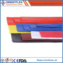 Manguera de PVC flexible coloreada de 2016 Layflat para la irrigación
