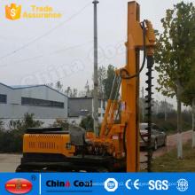 2017 china carvão pilha máquina de condução / parafuso do motorista de pilha