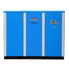 Compresor de aire de tornillo de frecuencia variable de agosto de 160kw / 215HP