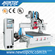 CNC Milling Machine, Woodworking Machine with CE Approved (MC1224)