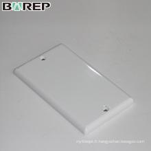 YGC-008 fournisseurs d'Alibaba fabriquent des plaques de commutateur de porcelaine de gfci