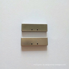 Kundenspezifische Eisen-Präzisions-Metall-Stanzteil